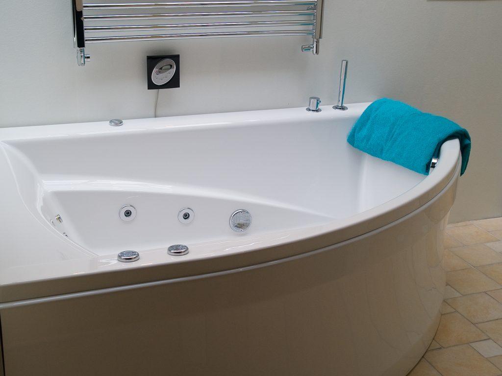 Maling og emaljering af badekar på 4 timer